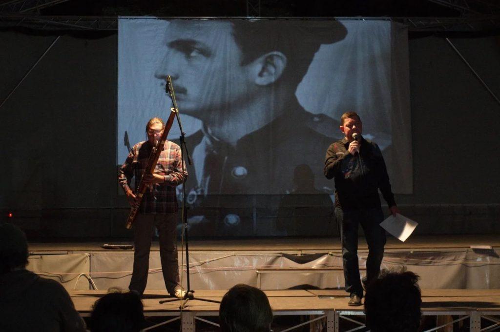 Вечер памяти Слуцкого. Волошинский фестиваль