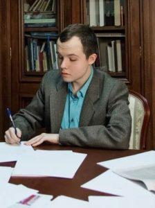 Борис Кутенков фото // Формаслов
