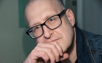 Писатель Владимир Гуга. Фото Сергея Каревского // Формаслов