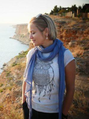 Мария Косовская. Фото Александра Барбуха // Формаслов