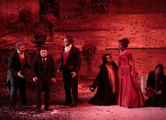 """Опера """"Идиот"""". Фото Дамира Юсупова взяты с официального сайта Большого театра"""