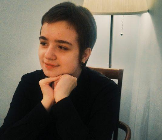 Писатель Соня Рыбкина // Формаслов