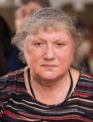 Литературный критик Людмила Вязмитинова. Фото Тамары Антипиной // Формаслов