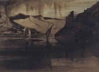 Виктор Гюго, La tour des rats (1847) // Формаслов