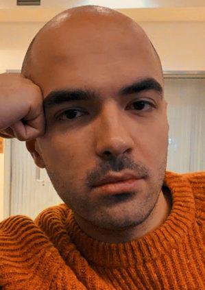 """Прозаик Давид Денисенко.  Журнал """"Формаслов"""""""