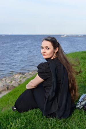 Поэт Ирина Каренина // Формаслов