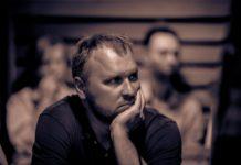 Михаил Чевега. Фото Е. Богдановой // Формаслов