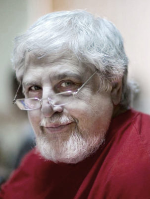 Поэт Ян Бруштейн. Фото Германа Власова // Формаслов
