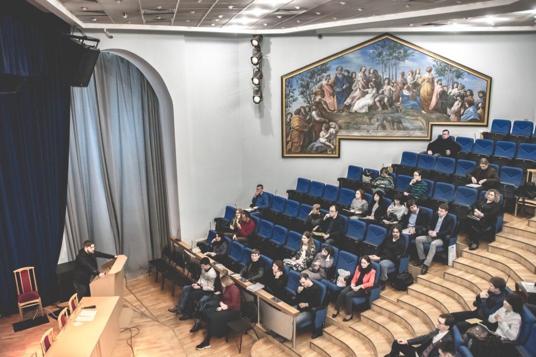 Совещание молодых литераторов в Химках // Формаслов