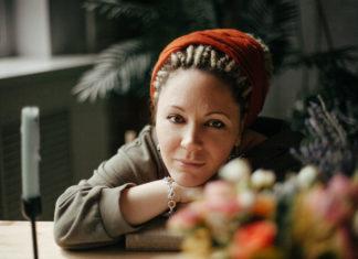 Надя Делаланд. Фото Анны Залетаевой // Формаслов