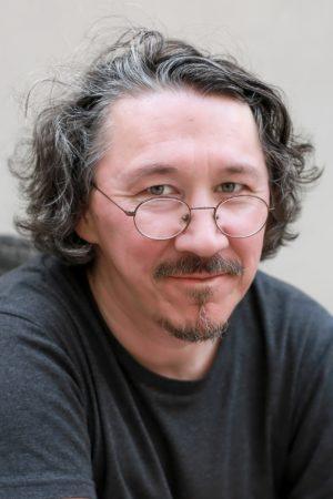 Санджар Янышев. Фото Катерины Скабардиной // Формаслов