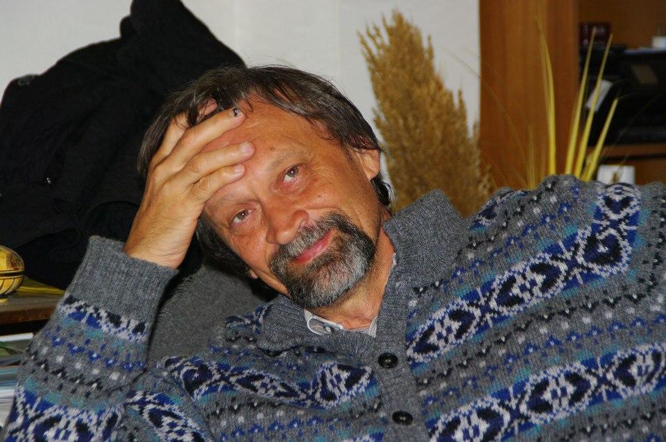 Писатель Юрий Нечипоренко // Формаслов