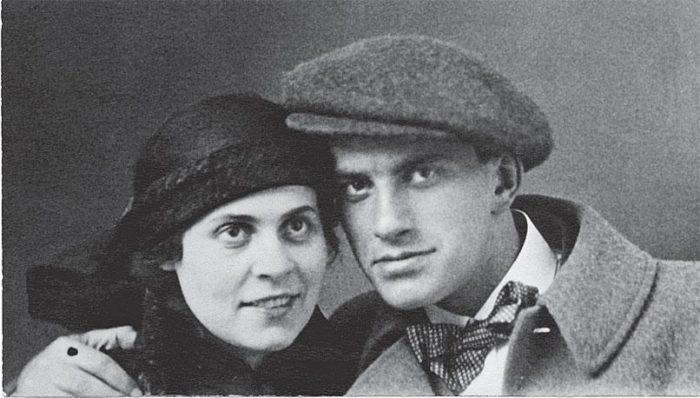 Лили (Лиля) Брик и Владимир Маяковский // Формаслов