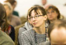 Поэт Ольга Дернова. Фото — Андрей Багрянский // Формаслов