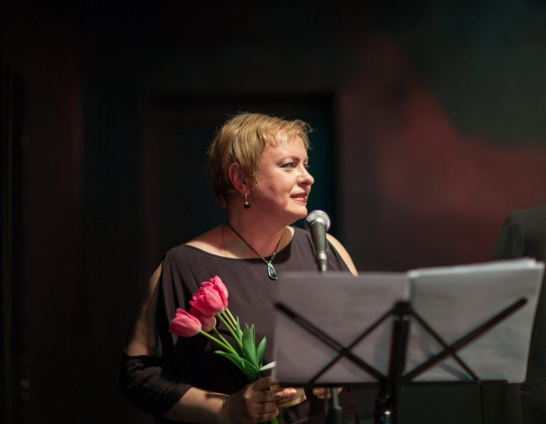 Мария Ватутина. Фото Г. Власова // Формаслов