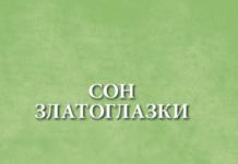 Елена Лапшина. Сон златоглазки // Формаслов