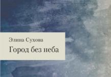 Элина Сухова. Город без неба // Формаслов