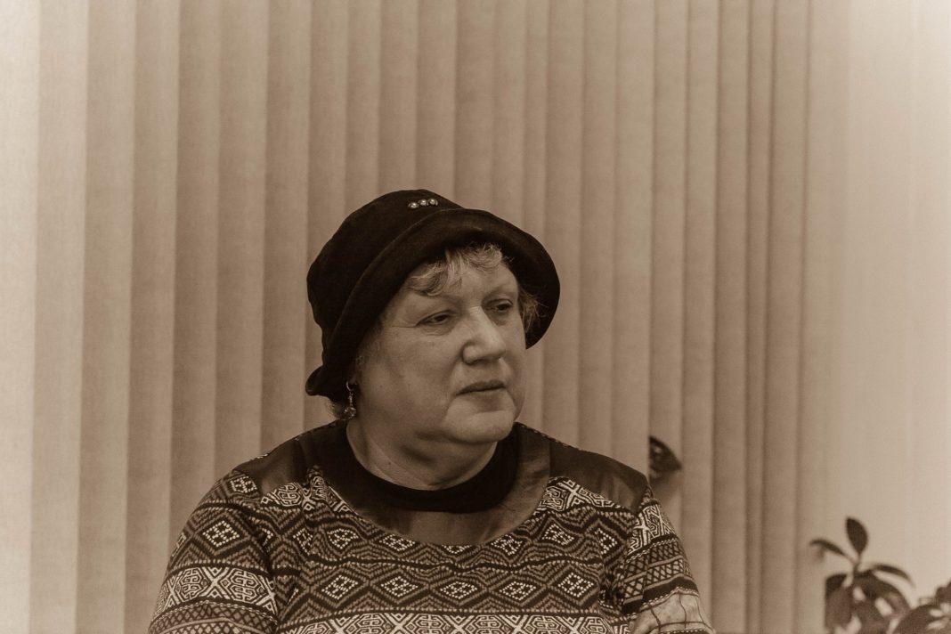 Людмила Вязмитинова. Фото: Е. Богданова // Формаслов