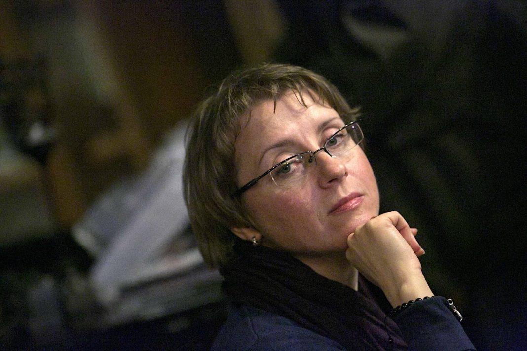 Елена Генерозова. Фото А. Степаненко // Формаслов