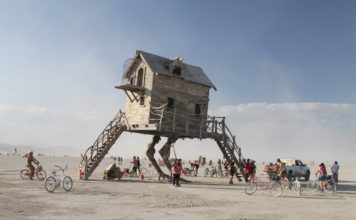 Burning Man // Формаслов