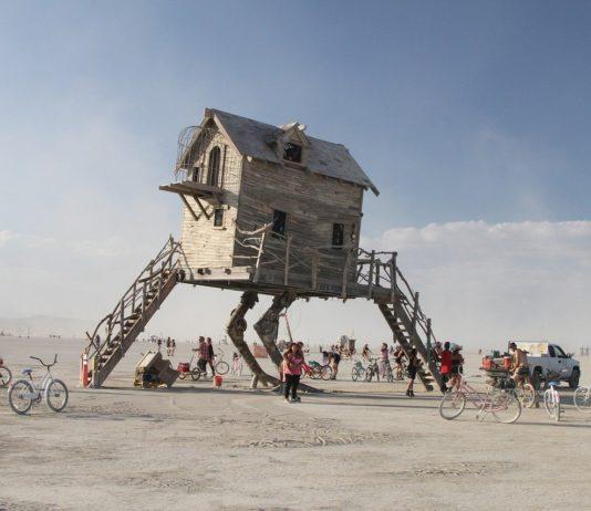 Burning Man // Формаслов