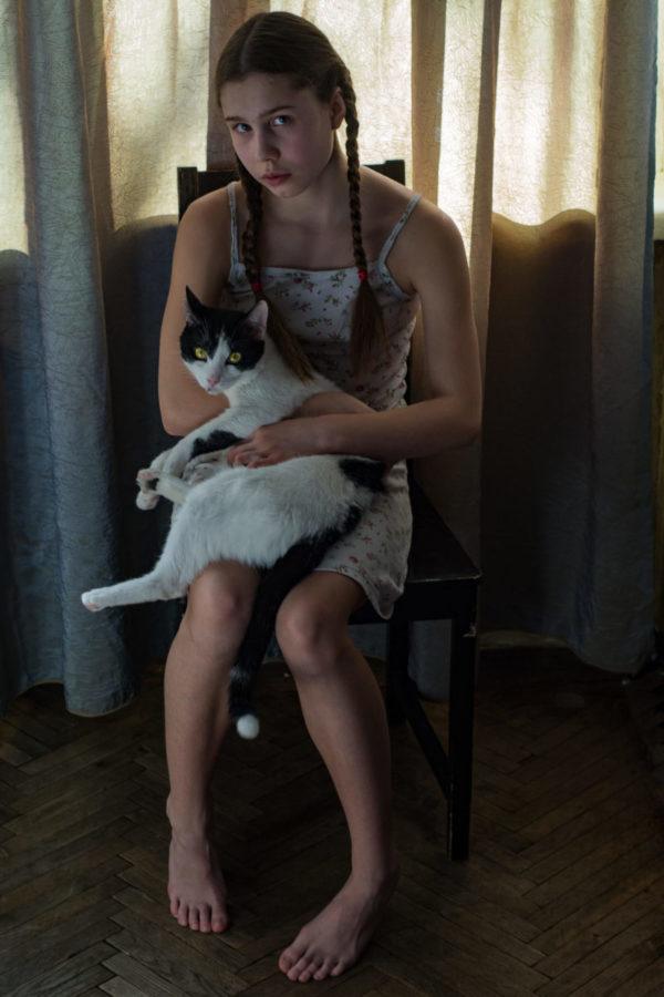 Ася. Фото Соши Грухиной // Формаслов