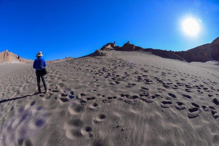 Долина Смерти. Чили // Формаслов