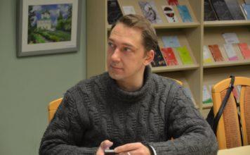 Евгений Кремчуков. Фото Анны Мартыновой-Минееваой // Формаслов