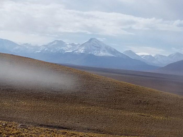 Туман camanchaca. Фото Галины Ицкович // Формаслов