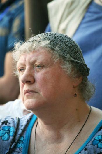 Людмила Вязмитинова. Фото: Левон Осепян // Формаслов