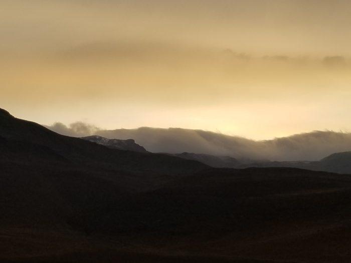 Восход на Эль Татио. Фото Галины Ицкович // Формаслов