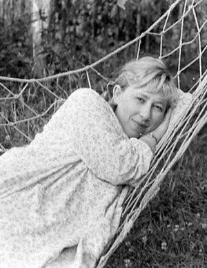 Рита Пуришинская (середина 1960-х)