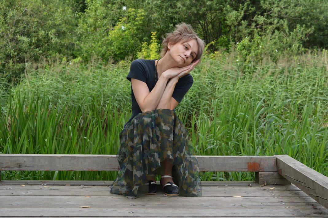 Екатерина Богданова. Фото Анны Маркиной // Формаслов