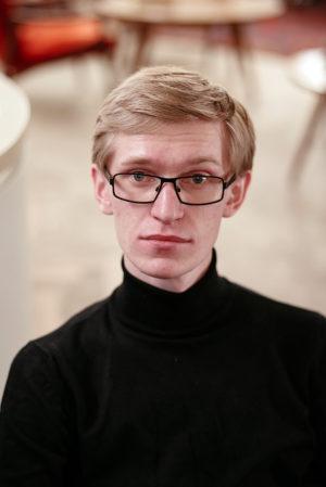 Алексей Колесниченко. Фото Е. Трофимовой // Формаслов
