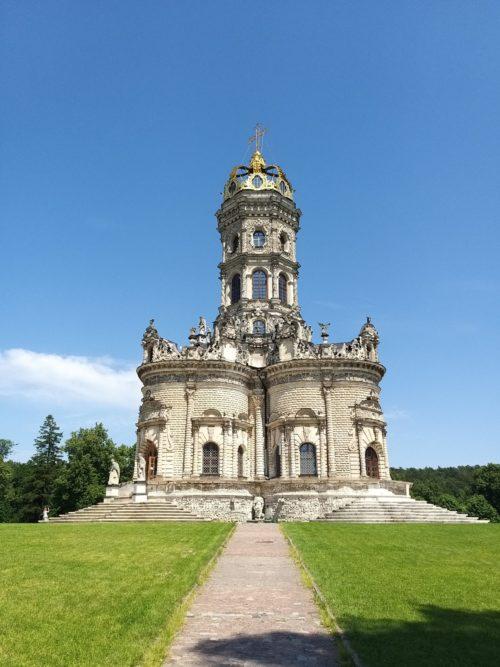 Церковь в Дубровицах // Формаслов