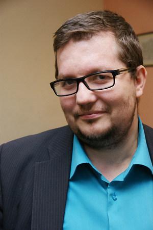 Иван Чудасов. Фото Николая Симоновского // Формаслов