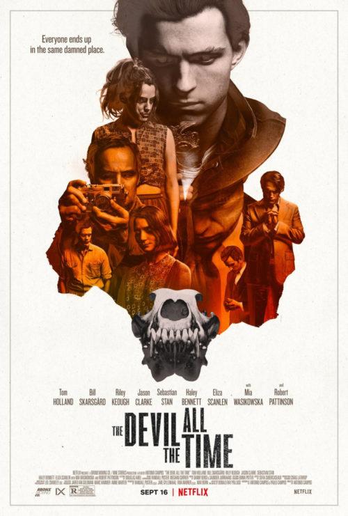 Дьявол всегда здесь (2020) // Формаслов