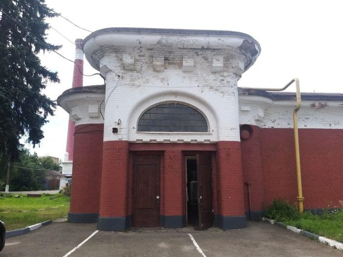 Фабричный корпус мануфактуры в Ногинске. Фото Регины Поливан // Формаслов