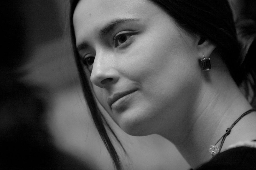 Елена Пестерева. Фото Анатолия Степаненко // Формаслов