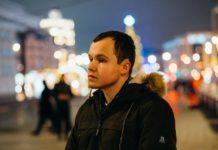 Борис Кутенков. Фото Елизаветы Трофимовой // Формаслов