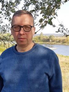 Игорь Караулов. Фото из архива автора // Формаслов