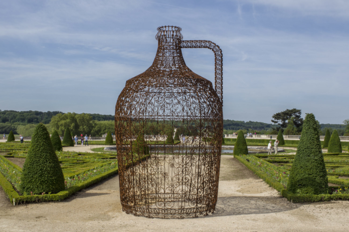 Выставка Joana Vasconcelos в Версале // Формаслов
