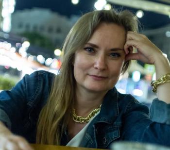 Анна Трушкина. Фото Германа Власова // Формаслов