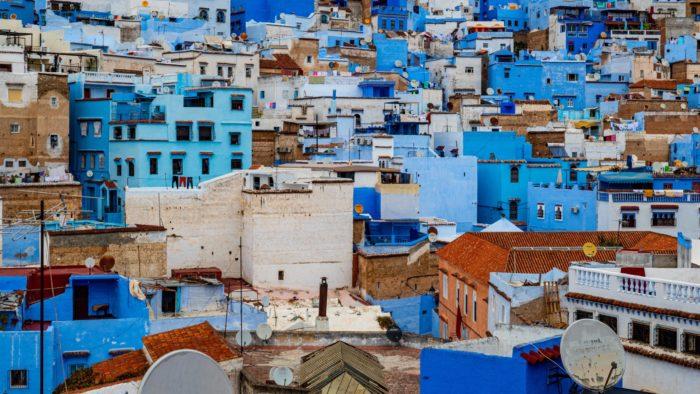 Синий Город. Общий вид // Формаслов