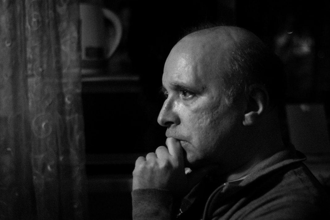 Алексей К. Смирнов. Фото Алексея Олдина // Формаслов
