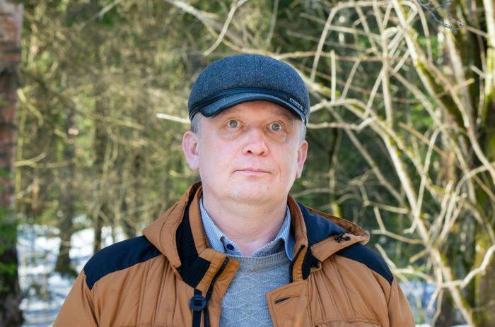 Андрей Пермяков. Фото из архива писателя // Формаслов
