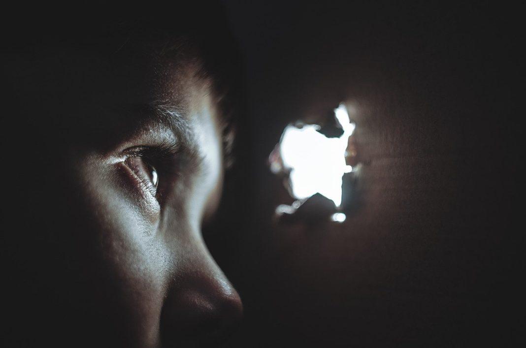 Ребенок в темноте // Формаслов