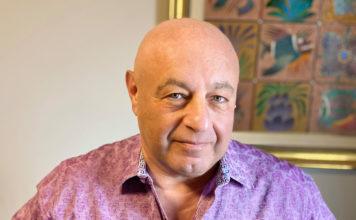 Геннадий Кацов. Фото Рики Кацовой // Формаслов