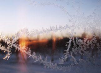 Морозное окно // Формаслов
