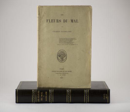 """Шарль Бодлер, """"Цветы зла"""", первое издание (1857) // Формаслов"""